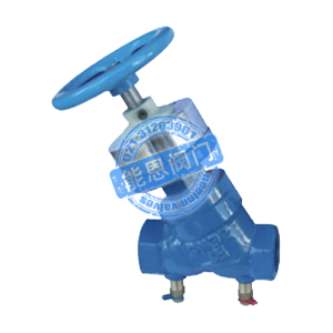 SP15F丝口(内螺纹)静态平衡阀