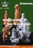 英国UK进口安全阀