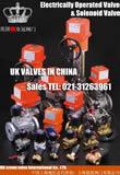 英国UK进口电动阀