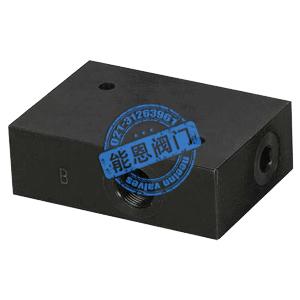 SDIF-C20A型双联单向阀