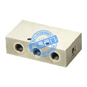 DFZ3-L10,DFZ3-L15,DFZ3-L20三联单向阀组